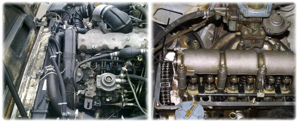 Двигатель Нивы