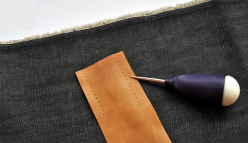 Подготовить инструмент и материалы