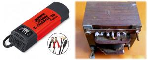 Трансформаторные зарядные устройства