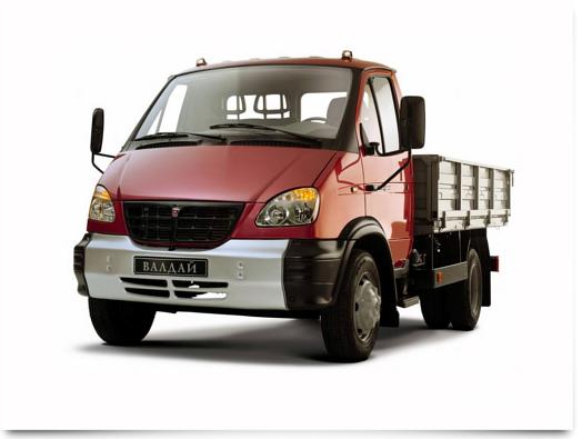 Среднетоннажный грузовик