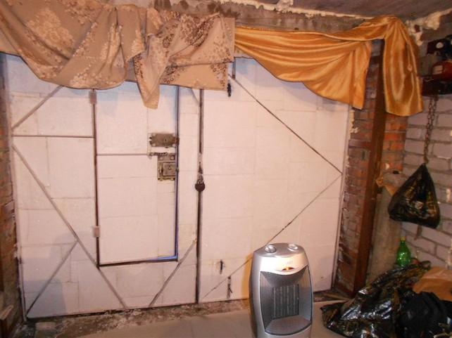 Обогреватель в гараже