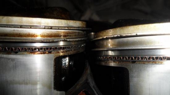 Продукты отложения тяжелых фракций топлива