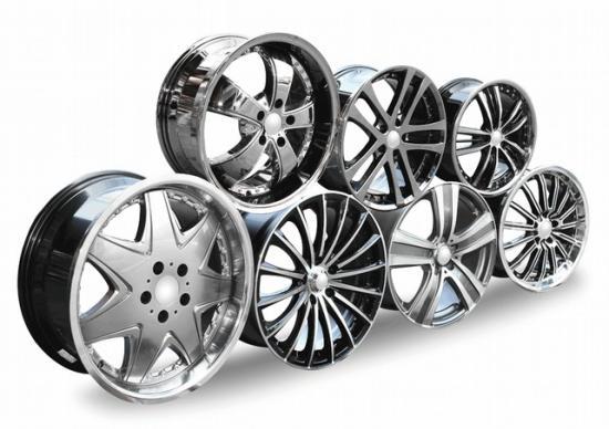 Многообразие дизайнерских литых дисков