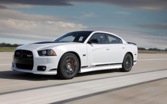Dodge Charger 2014 года