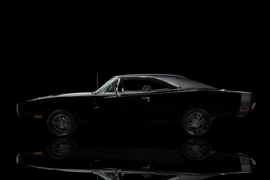 Dodge Charger конца 60-х