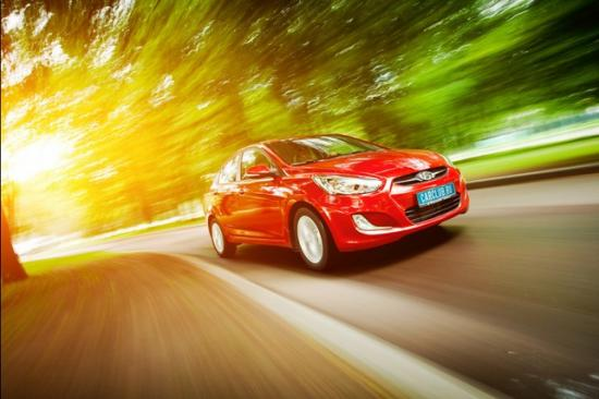 Hyundai Solaris ничем не обманет ожиданий