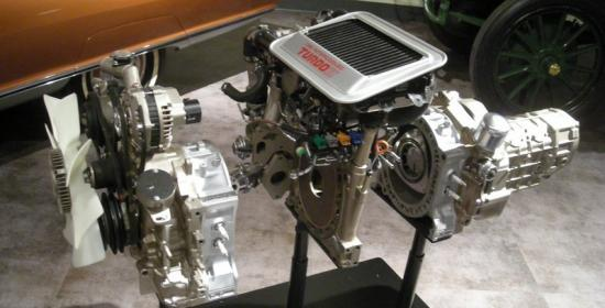 К началу 60-х годов  мотор пошел в серийный выпуск.