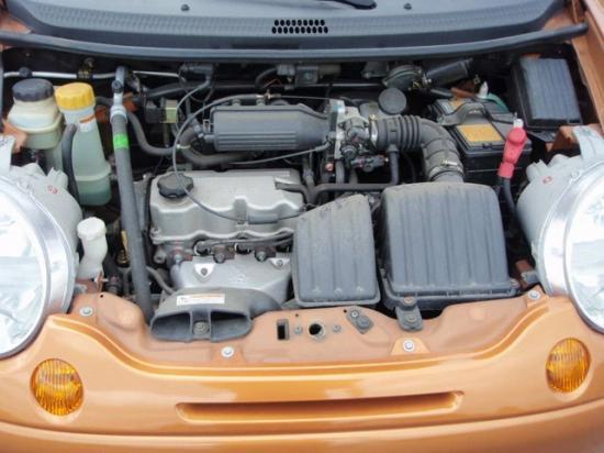 Литровый мотор