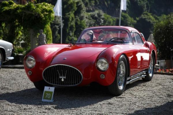 Maserati выпускают автомобили для дорог общего пользования