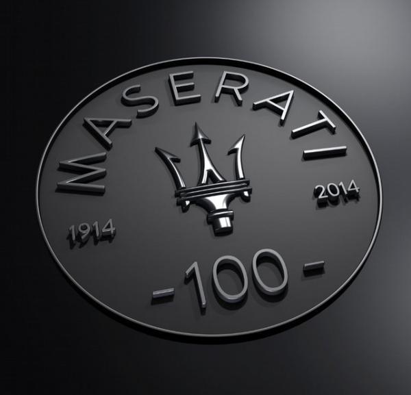 Мазерати - 100