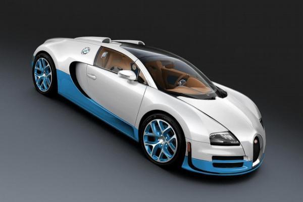 Мировой рекорд скорости среди серийных автомобилей — 434 км ч