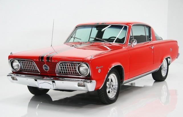 Новое поколение Plymouth Barracuda
