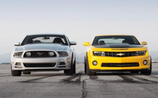 Ответ General Motors на Ford Mustang
