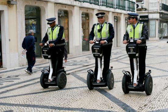 Патрульные полицейские