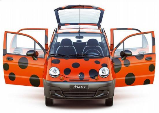 В эксплуатации Daewoo Matiz не слишком требовательный