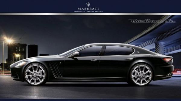Это самый настоящий итальянский автомобиль