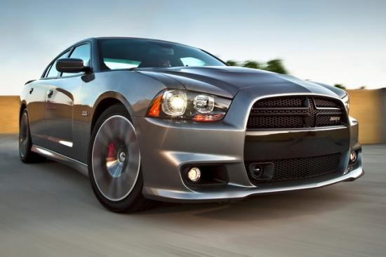 Юбилейный Dodge Charger