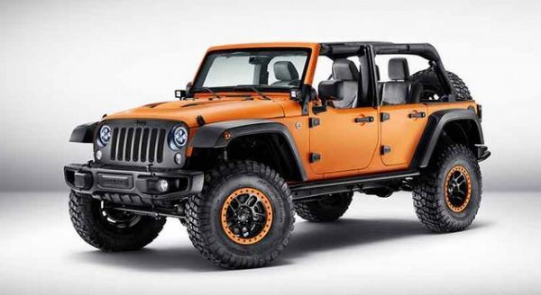 Jeep стал брутальнее