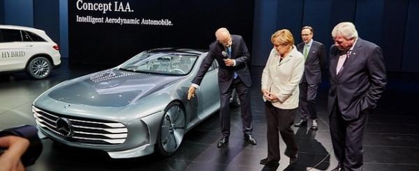 Mercedes IAA
