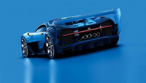 Такими будут Bugatti в ближайшем будущем