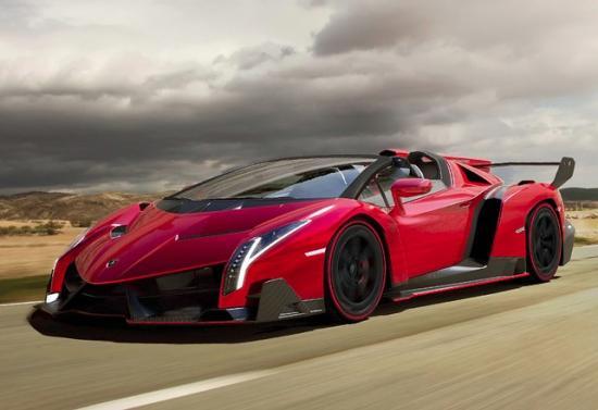 Lamborghini Veneno — это перфектный тюнинг Aventador