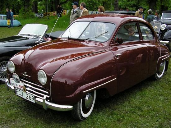 Легенда европейского автомобильного мира