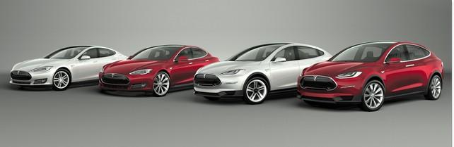 На Model S пересекали Штаты без дополнительной батареи