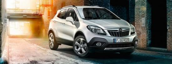 Opel Mokka с турбиной — почти спортивный