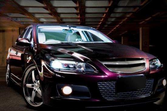 Полный привод Mazda 6 MРS