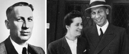 Альфред и Ирена Керхер