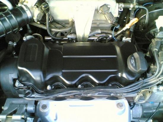 Копия фордовского 1,6-литрового двигателя