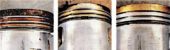 Нагар и лаковые отложения в двигателе