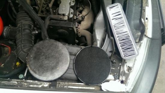 Наличие фильтра в автомобиле с кондиционером вдвойне важно