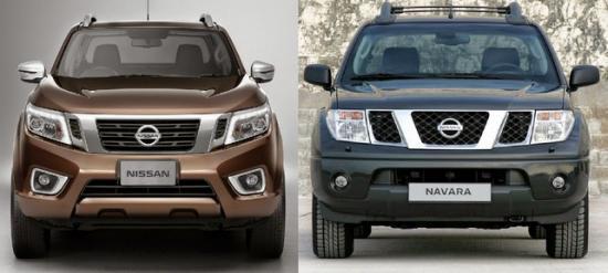 Nissan Navara — это явный реверанс в сторону американской тяги к пикапам