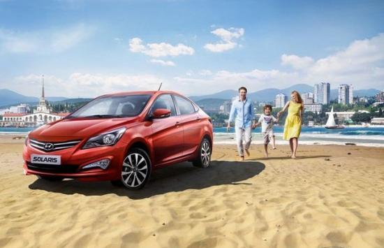 Самый дорогой Hyundai Solaris стоил в 2015 году 710 тысяч рублей