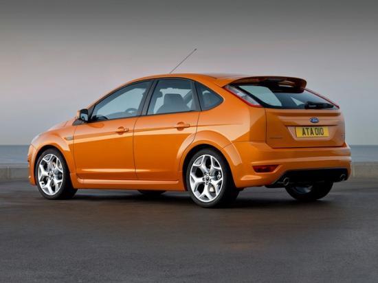 В техническом плане Ford Focus II не изменился практически никак
