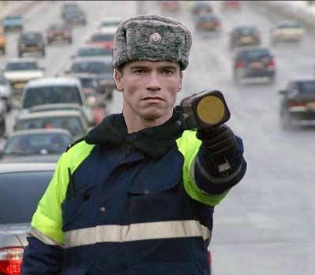 Ведите себя на дороге предусмотрительно!