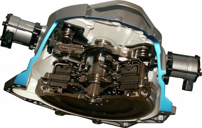 КПП, способная крутить 350-400 Нм