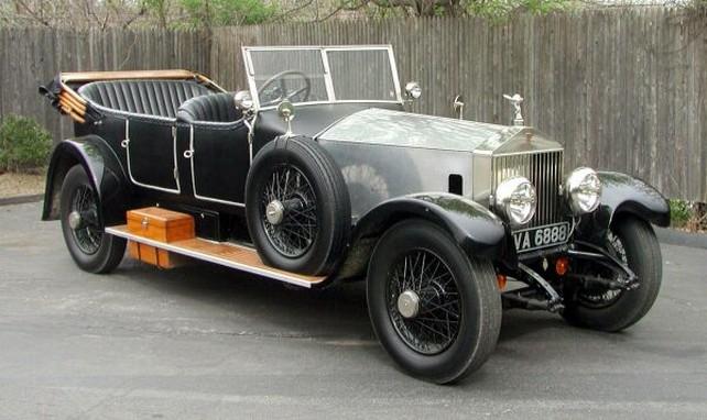 Настоящий английский автомобиль