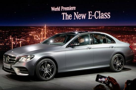 Новый Е-класс