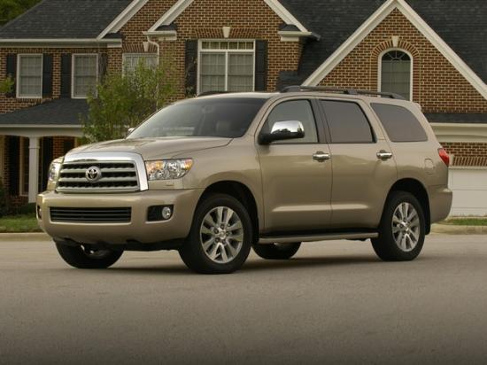 На базе отличного пикапа Toyota Tundra