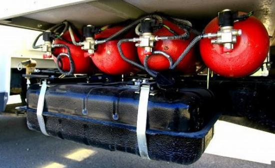 Опасность утечки газа