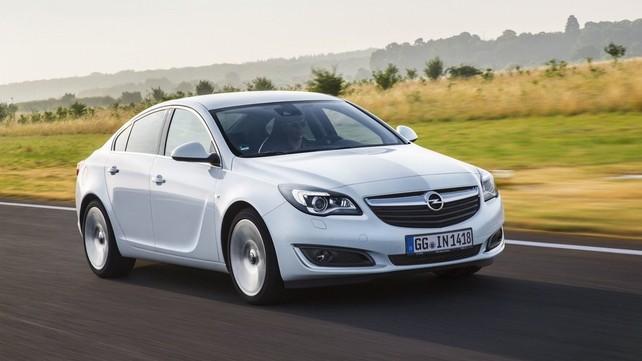 Opel Insignia - индивидуальные черты