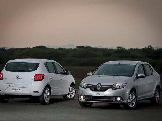 Renault Sandero — Logan в универсале