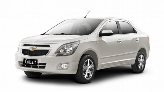 Самый дорогой Chevrolet Cobalt - 600000 р
