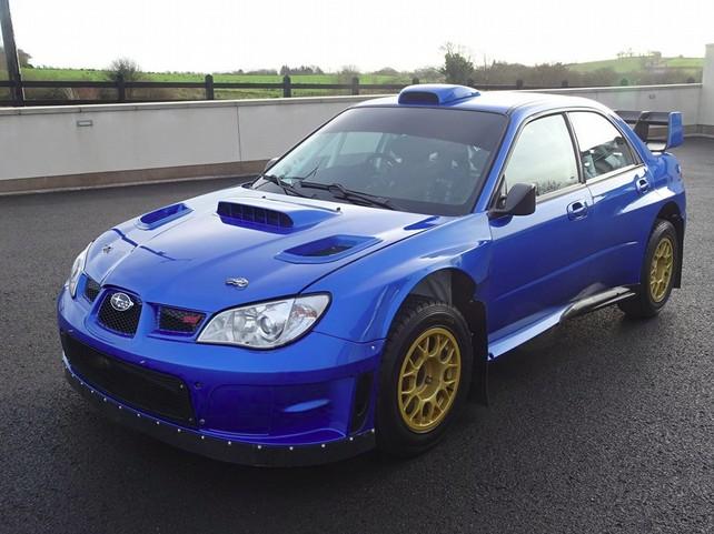 Subaru Impreza WRC, 1992-2016