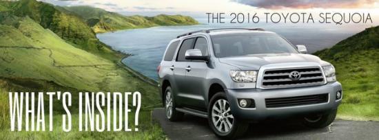 Toyota Sequoia остается полноценным вездеходом