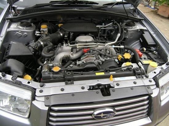 2,5л турбо двигатель