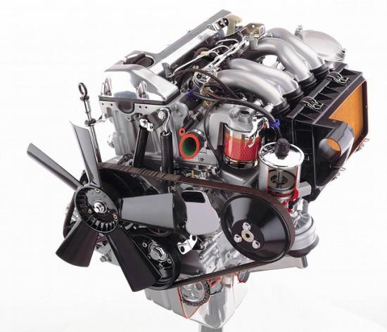 Двигатель производится теперь в Ярославле