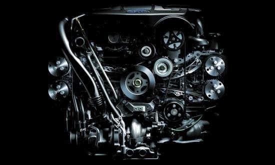 Двигатель семейства FA